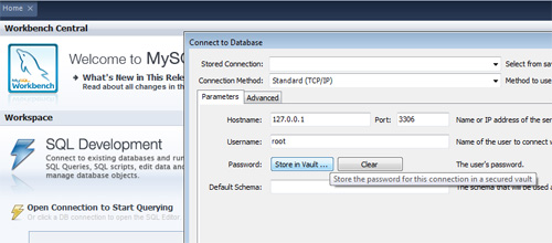 how to close connection in mysql workbench